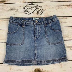Circo Jean Skirt Girl's Size 7 Shorts